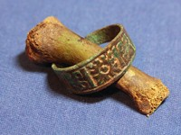 Египетские кольца egyptian ring